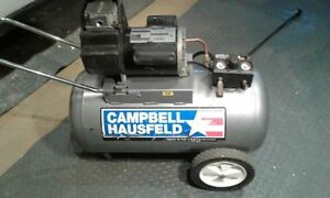 20g Air Compressor, 2.5HP - Made in the USA - Campbell-Hausfeld