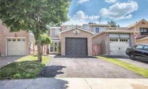 3+1 Bdrm Absolutely Stunning Detached 2-Storey Home!