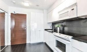 Luxury condo downtown available immediately