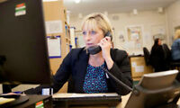 Temporary Receptionist needed ASAP in Exeter, ON Medical Office