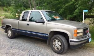 1998 GMC Sierra 1500 Z71 pick up