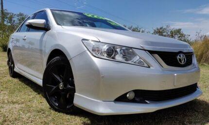 2015 Toyota Aurion GSV50R Sportivo ZR6 Silver 6 Speed Sports Automatic Sedan Mackay Mackay City Preview