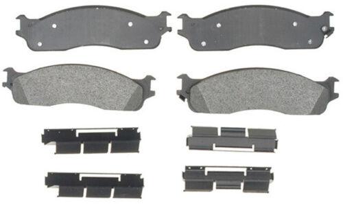 Disc Brake Pad Set-Semi-Metallic Front ACDelco Pro Brakes 17D1474BMH