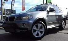 2007 BMW X5 E70 d Steptronic Grey 6 Speed Sports Automatic Wagon Doveton Casey Area Preview