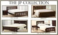 *ON SALE NOW* SOLID WOOD Bed Frames FOR LESS