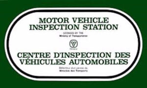 Safety Inspection , Uber & Lift Inspection, E Test , Walk In