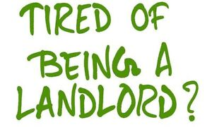 Tired of Your Tenants?