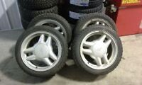 4 MAGS FORD MUSTANG 17'' / 5 x 114.3