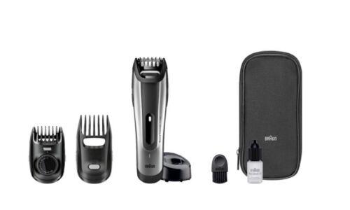 Braun BeardTrimmer BT5090 Barttrimmer Bartschneider Rasierer schwarz