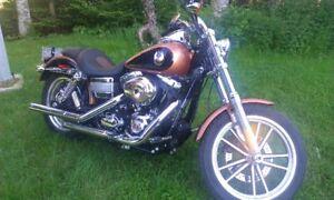 2008 Harley Davidson Dyna Low Rider