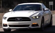 2016 Ford Mustang Coupe Melbourne CBD Melbourne City Preview