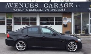 2011 BMW 3-Series 335xi Navigation,M Sports
