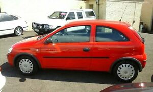 2005 Holden Barina XC Red Automatic Oak Flats Shellharbour Area Preview