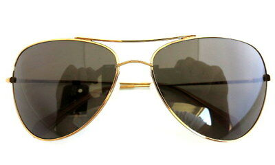 Brand New Last Ones Anywhere Online!! Oliver Peoples Pryce G Gold Aviator Green (Shades Sunglasses Online)