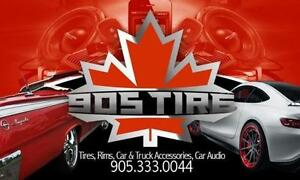 Truck and car accessories, Tires, Rims