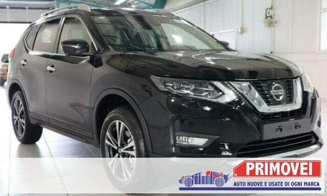 Nissan x-trail 1,7 dci auto. n-connecta 7-sitzer panora