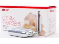 Cheapest Wholesale Mosa Cream Chargers London