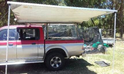DINGY /AWNING ROOF RACK