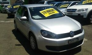 2011 Volkswagen Golf VI MY11 77TSI Silver 7 SPORTS AUTOMATIC DUAL CLUTCH Hatchback Lidcombe Auburn Area Preview