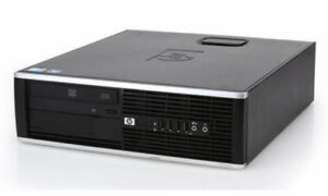 HP 8200 Elite SFF i7 2600 Quad Core 3.40GHz 4GB RAM 500GB HDD