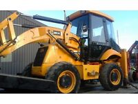 JCB 2CX Streetmaster Backhoe Loader 2009