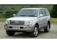 Toyota, suzuki, jeep, 4x4 ..7 seater wanted