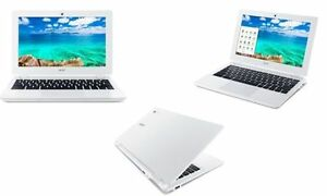 "New Open Box Acer Chromebook 11.6"" Chrome OS+New Wireless Mouse"