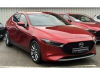 2021 Mazda 3 2.0 Skyactiv G MHEV GT Sport 5dr Hatchback Petrol Manual