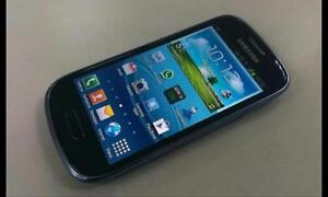 Samsung Galaxy S3 with Otter Box & micro SD card