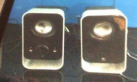 Logick speakers