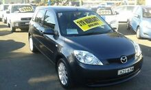 2006 Mazda 2 DY10Y2 Maxx Grey 5 Speed Manual Hatchback Lidcombe Auburn Area Preview