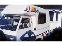 Bedford rascal detachable romahome