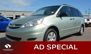 2007 Toyota Sienna CE 7-PASSENGER Reduced To Sell Was $11995