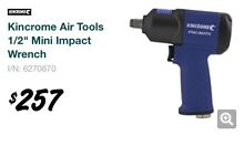 """Kincrome air tool impact wrench 1/2"""" Botany Botany Bay Area Preview"""