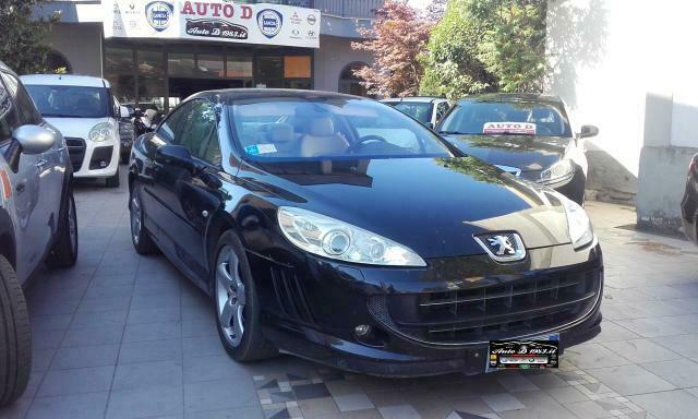 Peugeot 407 Coupe'
