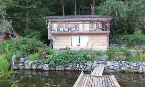 Kawkawa Lakefront property with private dock!