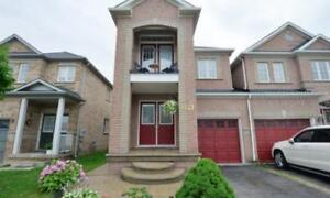 MISSISSAUGA 4-BED BEAUTIFUL SEMI-DET 4 RENT IN CHURCHILL MEADOWS