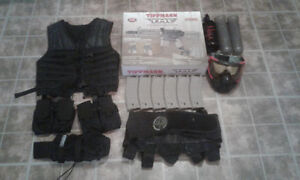 Paintball gear most brand new
