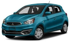 2017 Mitsubishi Mirage ES 5-Door
