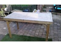 Garden/Greenhouse/Workshop Table