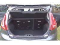 Ford fiesta titanium TDCI 1560 cc