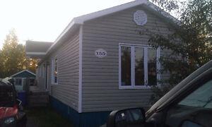 Maison mobile quartier tranquille (Delisle)