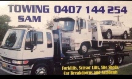 towtruck service tow truck and shuttle bus (upto 12 passengers) Blacktown Blacktown Area Preview