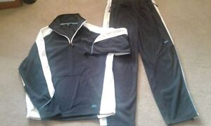 TCM costume.Windproof sweatshirt and pants. size L-XL