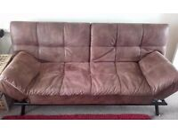 Bensons for beds Sofa bed. 2 years old. Like new