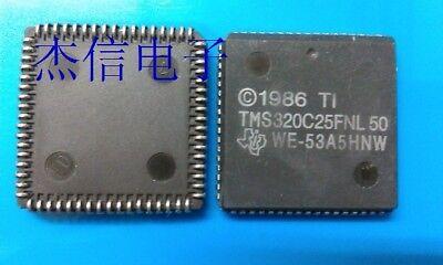 10pcs Tms320c25fnl 320c25 Plcc68 New