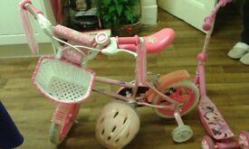 Child's bike plus
