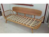 Ercol Original Vintage Sofa. Good buy.