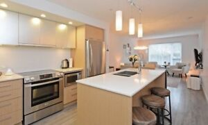 modern 1 bedroom den with large patio, Lower Lonsdale