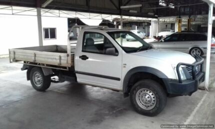 2007 Holden Rodeo 5 SP MANUAL Cab Chassis